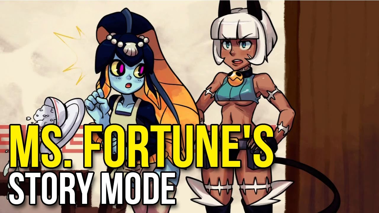 Ms Fortune Skullgirls