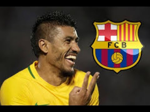 Tottenham star Paulinho reveals he is considering REJECTING Barcelona to stay in China