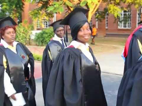 Solusi university 2018 graduation