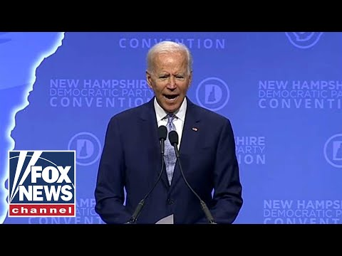 Biden is blaming his bad press on reporters' ages