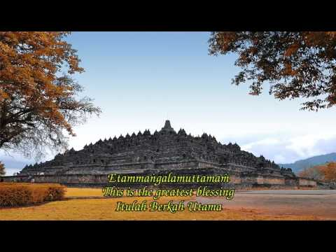 Lagu Buddhis Mangala Sutta