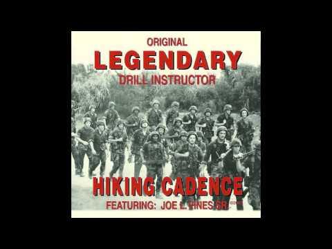 Hiking Cadence   Original Legendary Drill Instructor