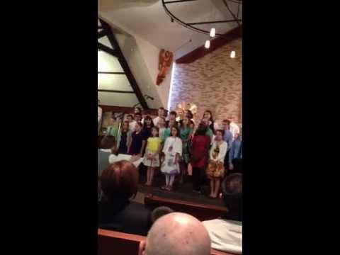 St Marys School Lenten Concert 2013