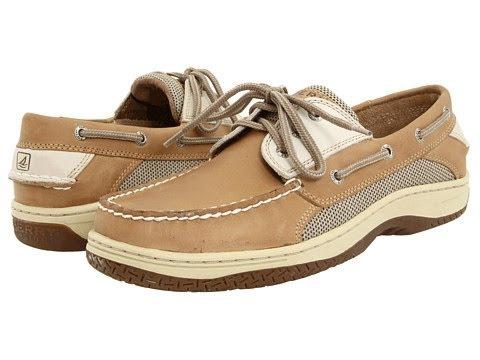 Sperry Billfish 3-Eye Boat Shoe Unboxing