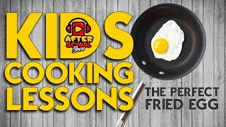 How To Cook The Perfect Egg - Kids Cooking Lessons
