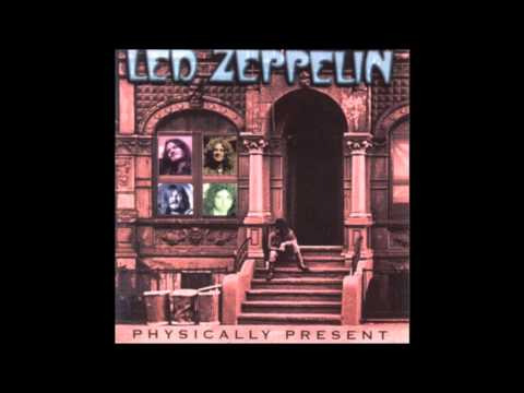 Led Zeppelin - In the Light Early Verison