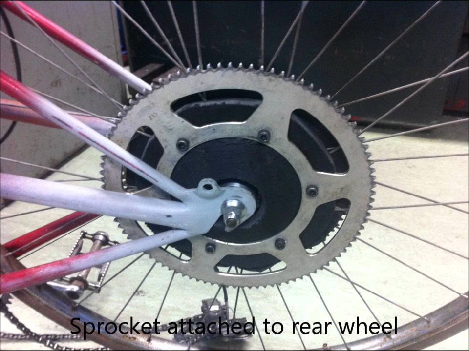 Kers bike wheel