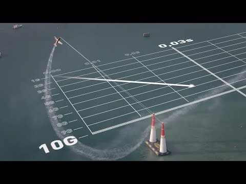 What it takes to fly in the Red Bull Air Race