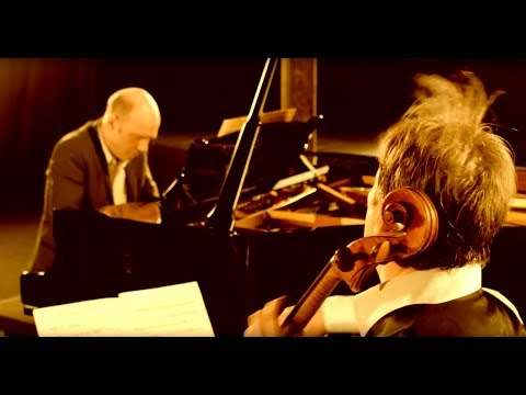 Brahms Hugarian Dance No. 2 for Cello and Piano - Jérôme Pernoo & Jérôme Ducros