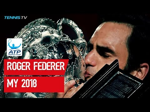 Roger Federer | The Story Of His 2018 Season