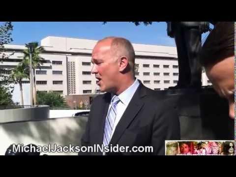 Michael Jackson:  Attorneys Talk After Katherine's Testimony (KJ vs AEG)
