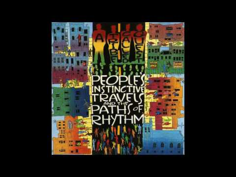 A Tribe Called Quest Peoples Instinctive Travels and the Paths of Rhythm FULL ALBUM