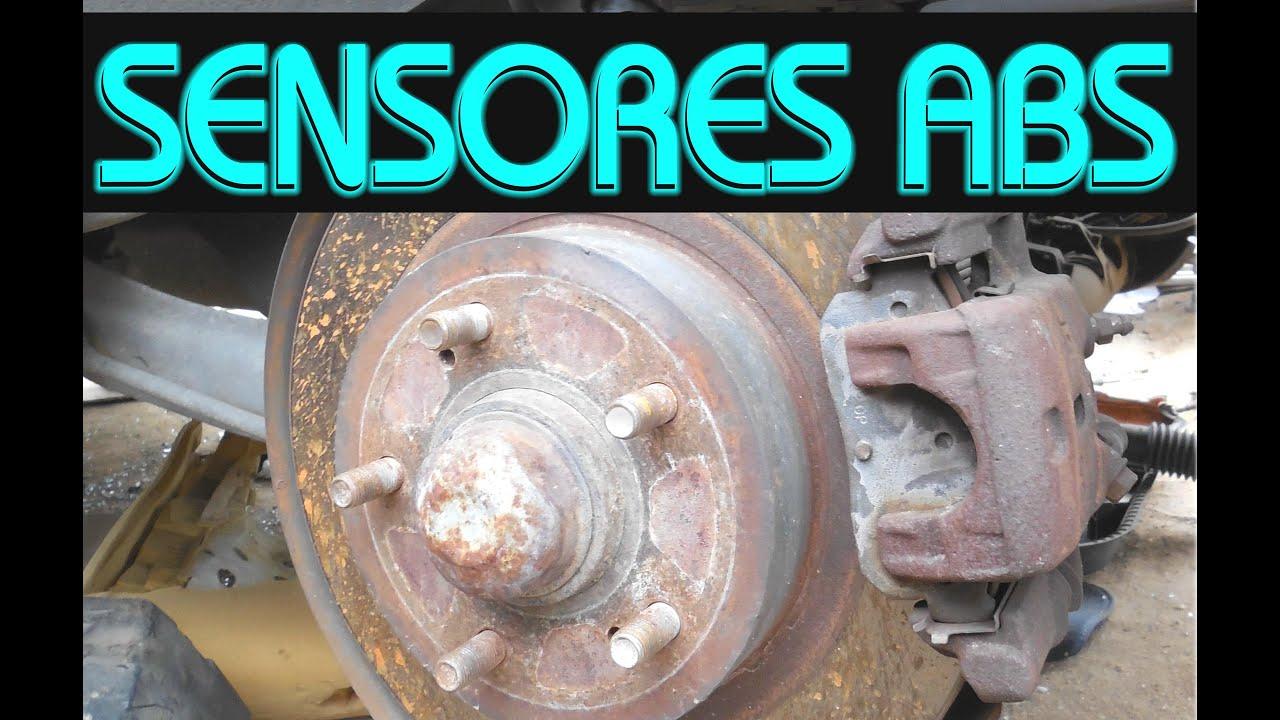 Como Probar Sensores De Rueda Abs Parte 1 Youtube