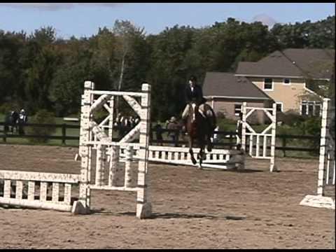 Emily V. - GVSU over fences