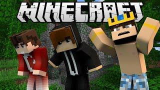 (SESLİ) Youtuberlar Noob Olsaydı ? - Minecraft Eğlenceli Türkçe Film