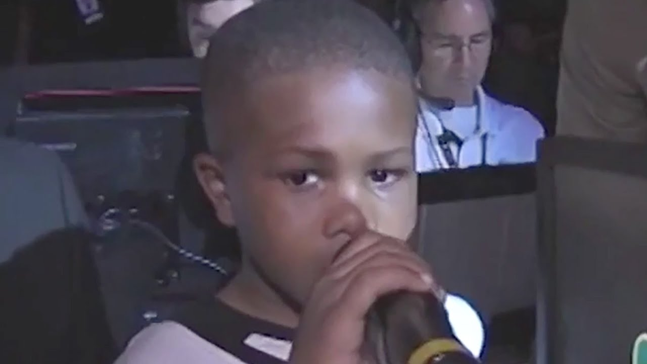 LeBron James' Kid from Vine Introduces