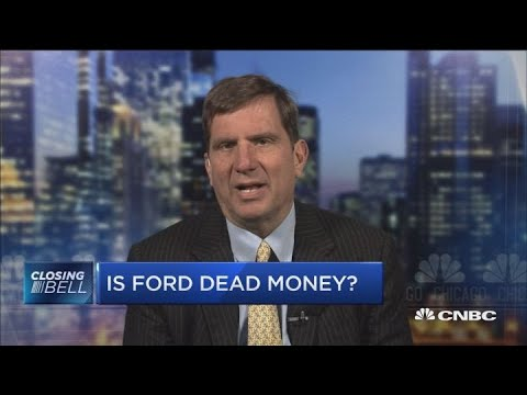 'We just don't see that much upside in the stock': Analyst on Ford