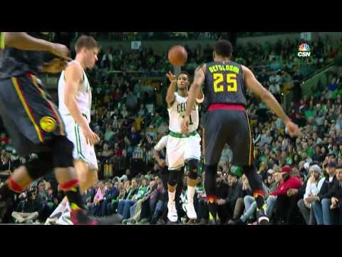 Atlanta Hawks vs Boston Celtics | December 18, 2015 | NBA 2015-16 Season