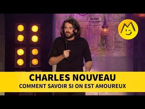 Charles Nouveau - Comment savoir si on est amoureux.