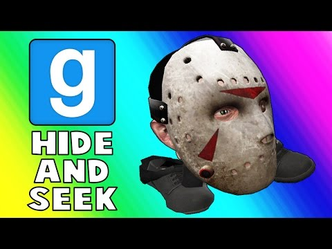 Thumbnail: Gmod Hide and Seek - BIG Head Edition! (Garry's Mod Funny Moments)
