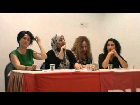 Arab women Daam seminar 2015