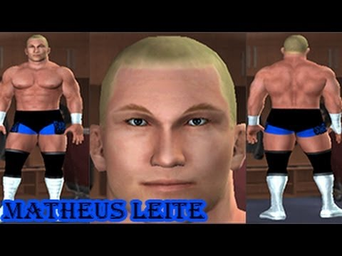 WWE SVR 11 CRASH HOLLY CAW FORMULA PS2 HD by MLcawsII