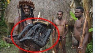 【閲覧注意】世界を震えさせる恐ろしい部族が危険すぎる!!