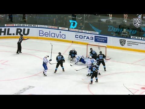 Как сыграло динамо минск сегодня хоккей