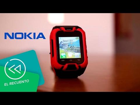 Nokia lanzaría smartwatch en el Mobile World Congress 2017