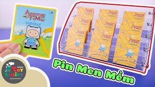 Series Pin Men Mềm đỉnh Cao Adventure Time X Kidrobot Toystation 402