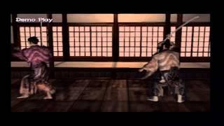 Kengo: Master of Bushido (PS2)(Demo Mode Compilation)