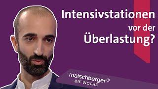 Lungenarzt Cihan Çelik bei maischberger. die woche 25.11.2020