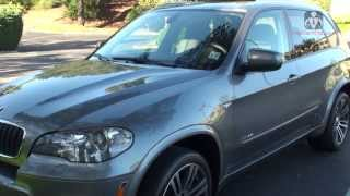 "Review of the 2013 BMW X5 xdrive 35i - ""Safe like a Tank, Comfortable like a Limo"""