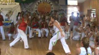 18/07/2010 - AO VIVO (5) - BATIZADO DE CAPOEIRA, GINGA NA MATA 2010