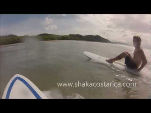 Shaka Surfing Costa Rica Cruisin
