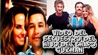Video del LEVANTAMIENTO del hijo del CHAPO GUZMAN | Foto de Kate del Castillo con el hijo del Chapo