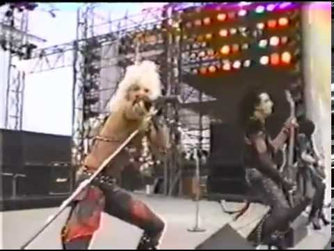 Mötley Crüe Live At U.S. Festival 5/29/1983 Too Fast For Love Tour