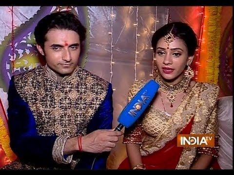 Tere Sheher Mein: Amaaya and Ramashrey Not Happy with Wedding - India TV
