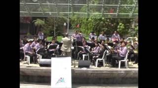 Fiesta de Negritos Banda Municipal de Manizales Celebra la Música