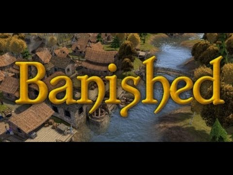 Banished Ep 9 (Hard)| The Food Boom! (Survival City Building Sim)