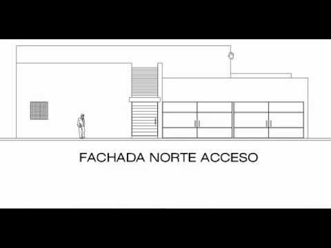 Planos de casas 1 piso con 3 rec maras salina cruz doovi for Casa moderna minimalista 6 00 m x 12 50 m 220 m2