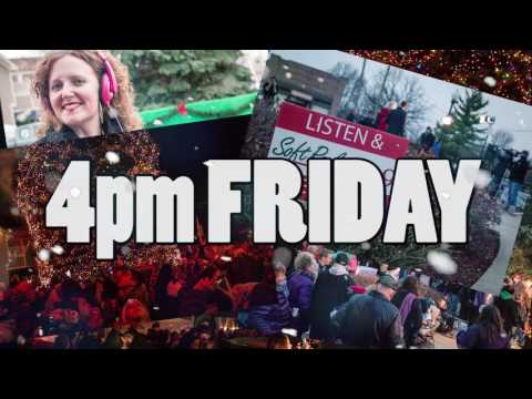 Soft Rock 1039  Fort Waynes Christmas Music Station