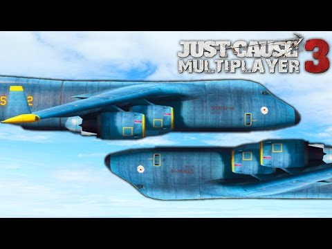 Just Cause 3: Multiplayer - Stunts, Funny Moments & Fails (Compilation)