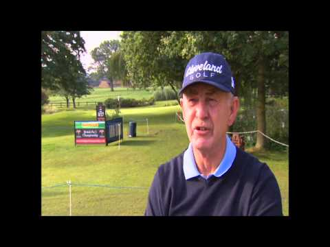 British Par 3 Championship 2012 - Tony Johnstone and Scott Jamieson