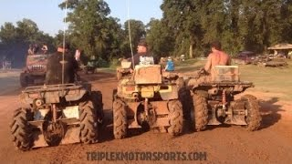 UNSTOPPABLE PADDLE QUADS!!