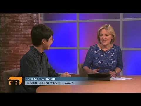 Greater Boston Video: Boston Student Wins Intel International Science Award