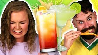 Irish People Try Teqขila Cocktails