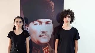 10th of November , Atatürk Rememberance Day