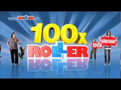 werbung roller