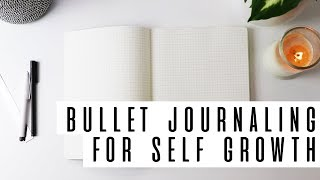 How to Bullet Journal for Fast Personal-Growth // Christian Perspective